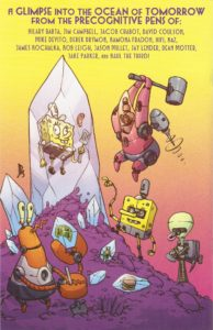 SPONGEBOB COMICS ANNUAL-SIZE SUPER-GIANT SWIMTACULAR #3 back cover