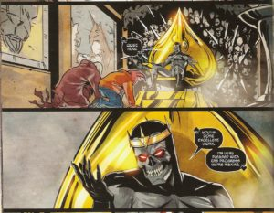 GFT WONDERLAND #37 pg. 10 panels 2-3