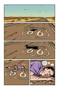 MAYDAY #4 pg. 1