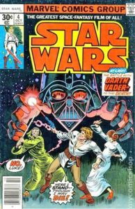 STAR WARS {1st Marvel Series} #4