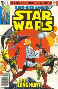 STAR WARS {1st Marvel Series} ANNUAL #1