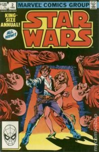 STAR WARS {1st Marvel Series} ANNUAL #2
