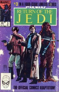 STAR WARS RETURN of the JEDI #3