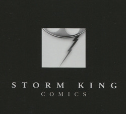 Storm King Comics logo