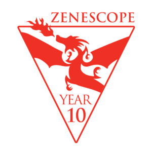 Zenescope logo year 10
