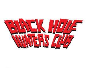 BLACK HOLE HUNTERS CLUB new logo