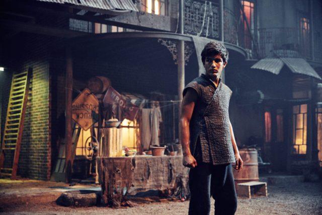 Aramis Knight as M.K. - Into the Badlands _ Season 1, Episode 5 - Photo Credit: James Minchin III/AMC