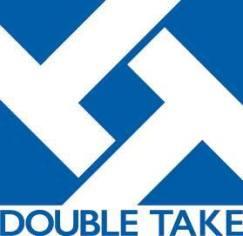 Double Take logo