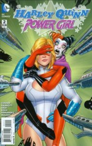 HARLEY QUINN & POWER GIRL #2