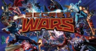 SECRET WARS 2015 ad