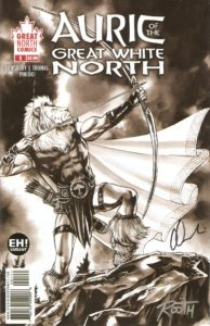 AURIC of the GREAT WHITE NORTH #1 cover D