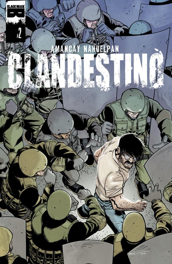 CLANDESTINO #2-01