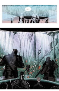 FOURTH PLANET #1 alien territory pg. 13