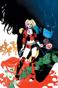 Harley Quinn Rebirth 1-Review-small