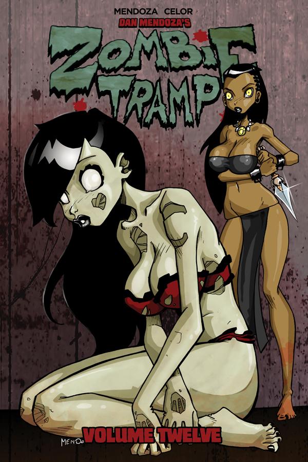 Zombie Tramp Volume 12 Comix Asylum