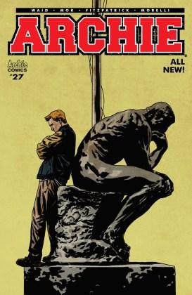 Archie #27_cover_MatthewDowSmith