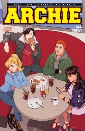 Archie #27_cover_Mok