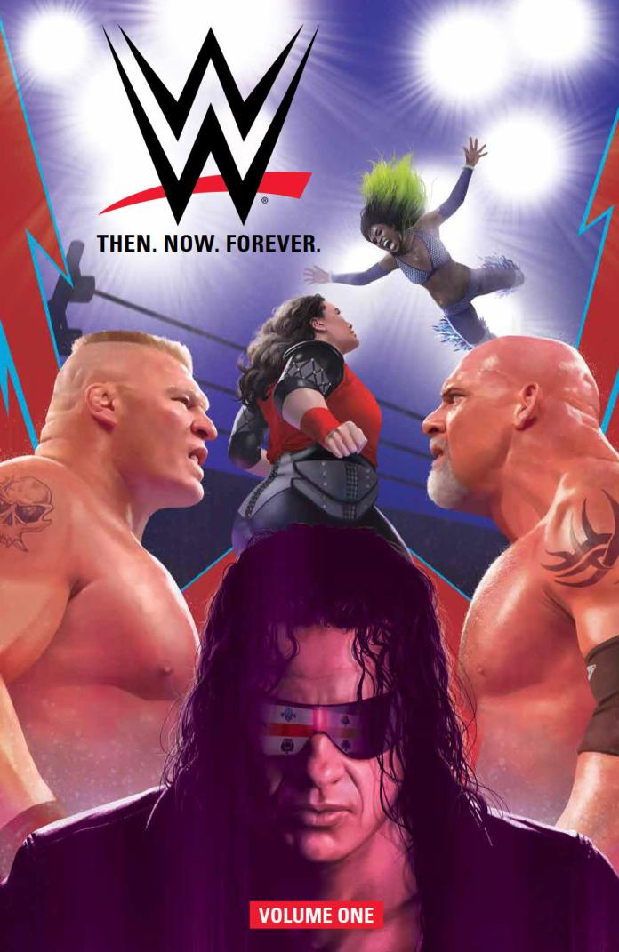 WWE: Then. Now. Forever. Vol. 1 SC