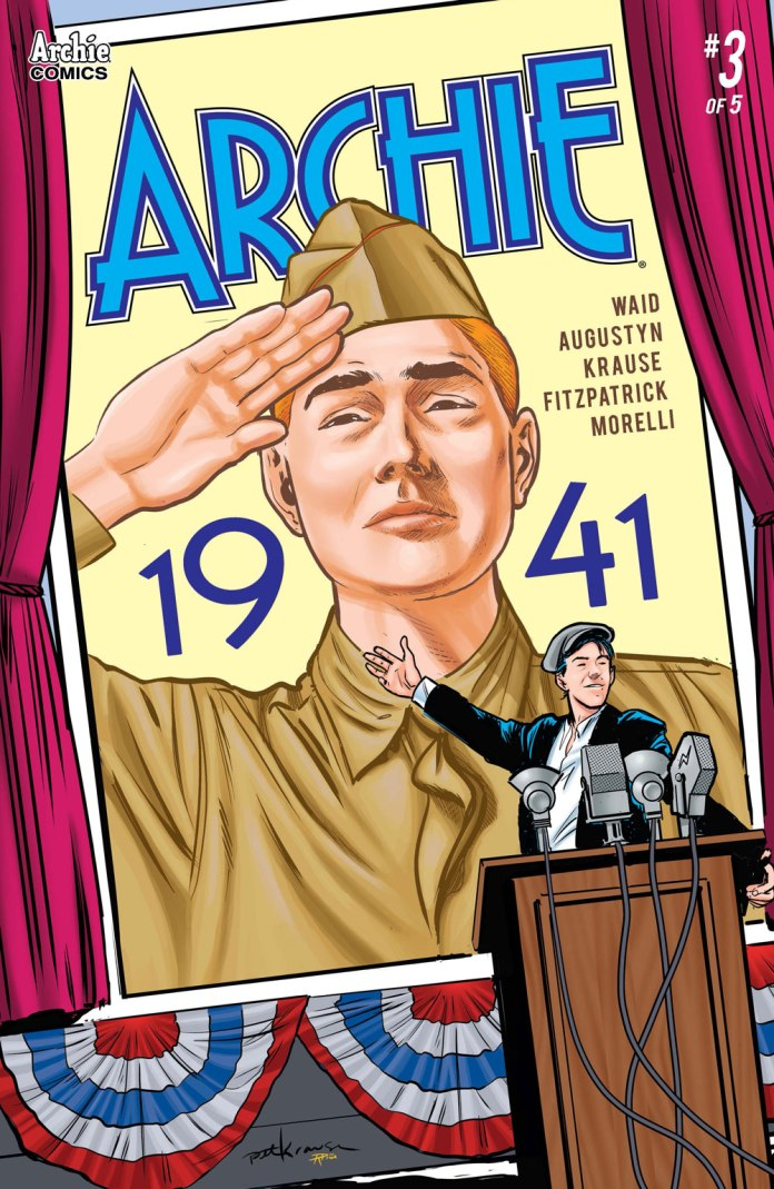 ARCHIE 1941 #3 (OF 5)