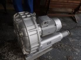 Compressor Radial Vácuo