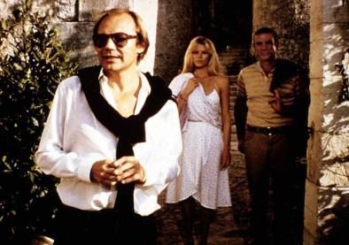 James Bond 007 - Sag niemals nie, USA 1983 aka. Never Say Never Again, Director: Irvin Kershner, Actors/Stars: Sean Connery, Kim Basinger, Klaus Maria Brandauer