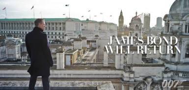 James Bond willReturn