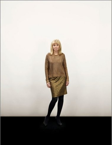 Britt Eckland /Miss Bonnenuit dans L'Homme au Pistolet d'Or
