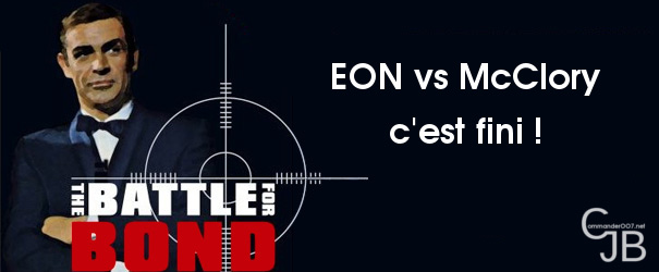 Eon vs Mcclory