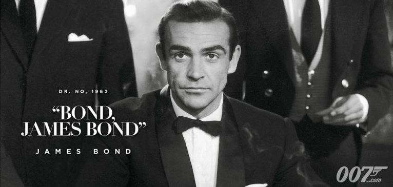 Bond... James Bond