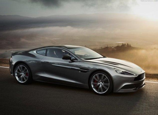 New Aston Martin Vanquish 2013