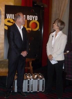 William Boyd, Lucy Fleming