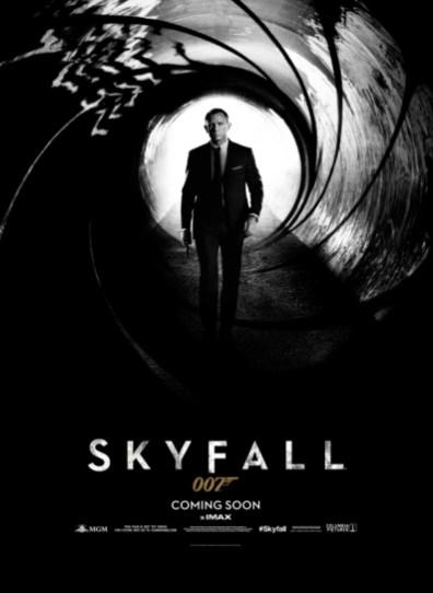 Skyfall, le retour du Gunbarrel