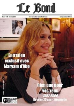 Le Bond #01 - 2006
