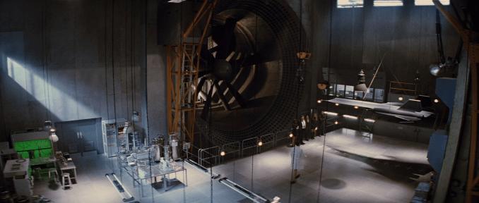 Laboratoire façon X-Men