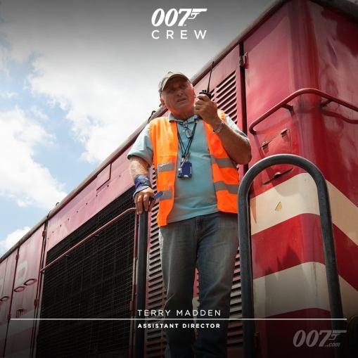 Terry Madden, Assistant réalisateur