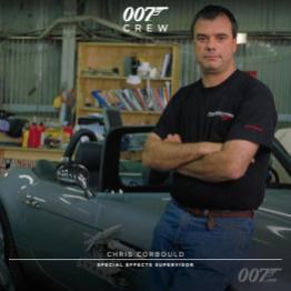 Chris Corbould - Directeur des effets spéciaux
