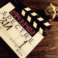 Début du tournage le 8 décembre