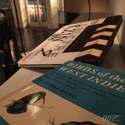 12 Mars - L'inspiration de Fleming s'invite sur le tournage