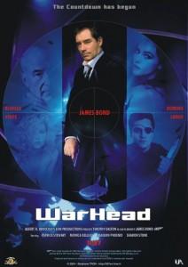 Une fan-couverture de Warhead réalisée par 007art