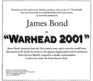 Warhead 2001