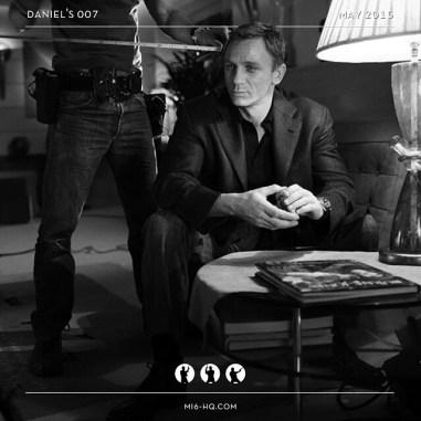 Behind the scenes on Casino Royale #danielcraig #jamesbond