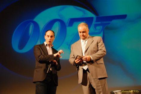 Pierre Fabry et Luc Le Clech