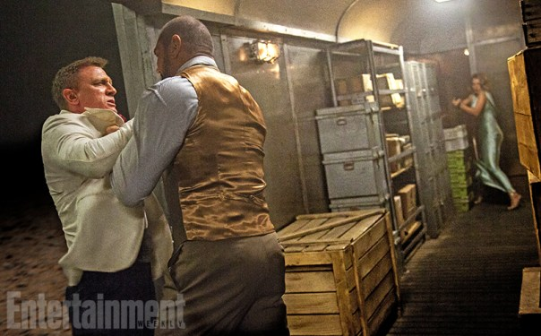 Spectre Entertainment Weekly