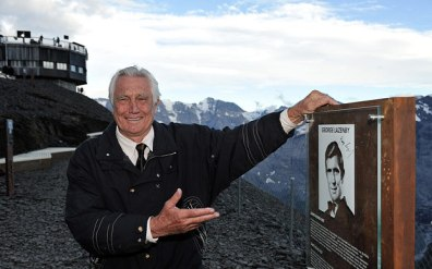 007 Walk of Fame George Lazenby
