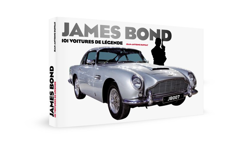 James Bond 101 voitures de legende