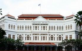 Le Raffles Hotel de Singapour