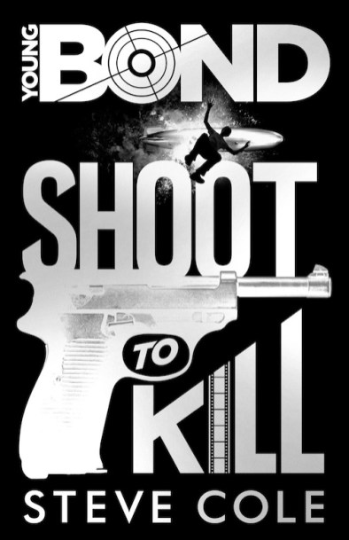 Shoot to kill first cover