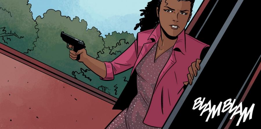 Moneypenny comics 2
