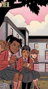 Moneypenny comics 3