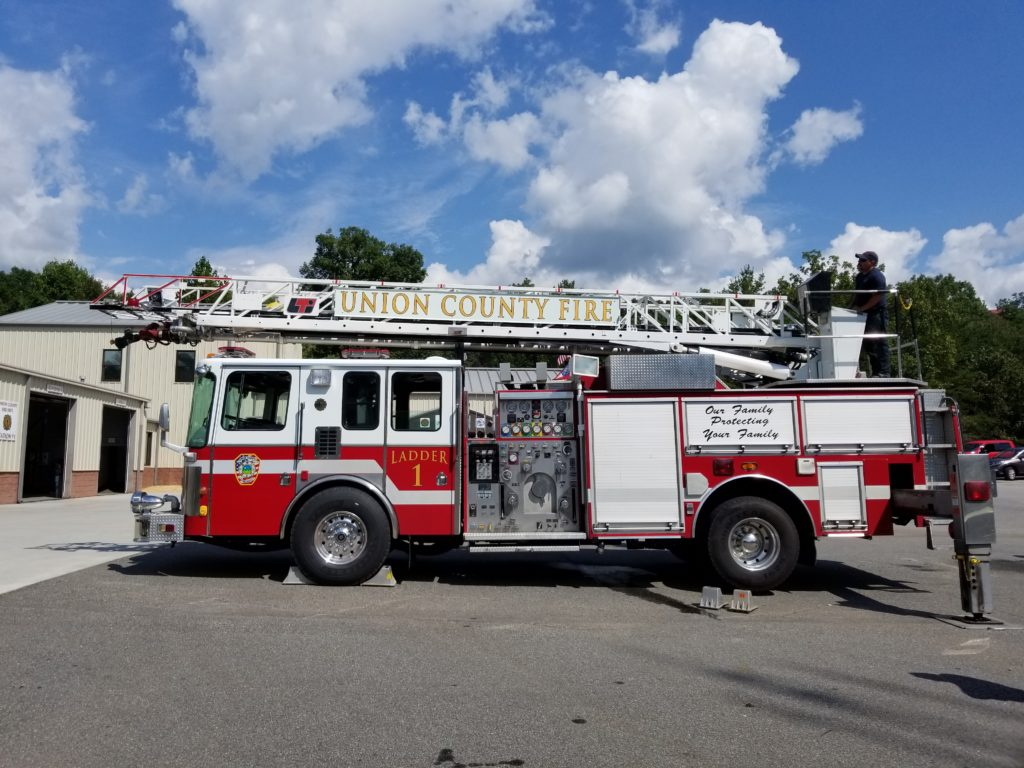 Featured Delivery Union County Fire Rescue Department